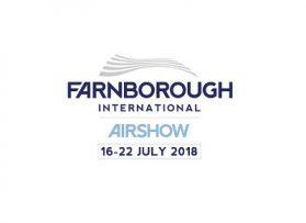 Cordon Electronics Italia at Farnborough Airshow 2018